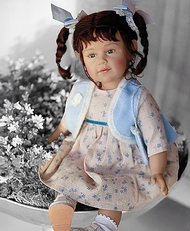 Elise by sissel skille sissel skille artist dolls for Sessel jacobsen