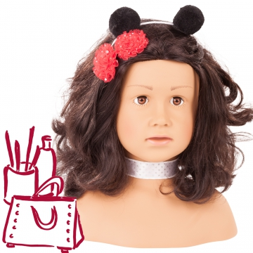 Styling head Ladybug - Signature Edition by Gotz