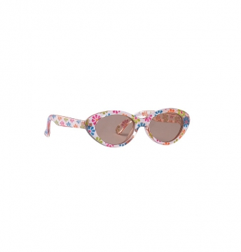 Flowery sunglasses