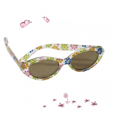 Sunglasses Flowers size S/M/XL