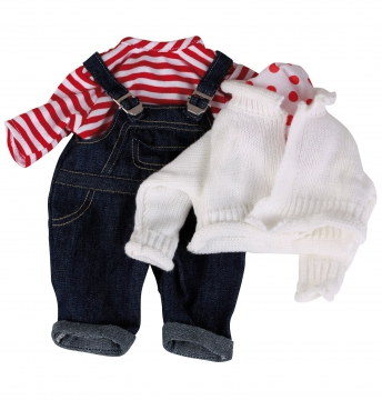 Dungarees set size M