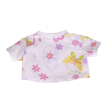 T-shirt Flowers size XS
