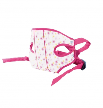 Happy flower front baby carrier