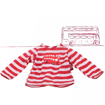 Shirt London Bus Gr. M