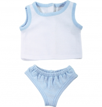 Underwear, blue size S/XL