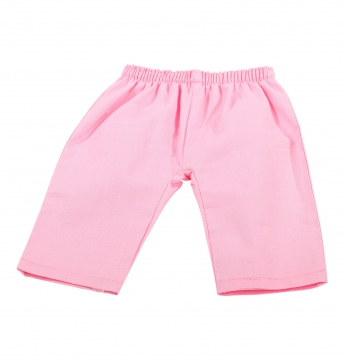 Cloth trousers, pink size M