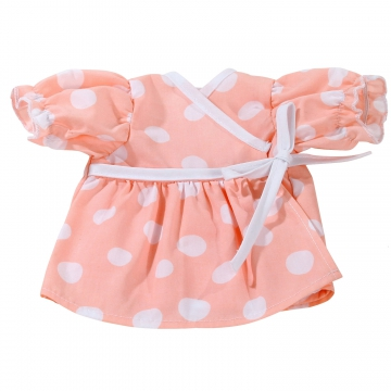 Baby dress with dots size M
