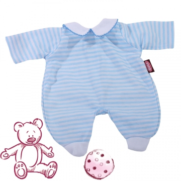 Romper suit Blue Stripes size S