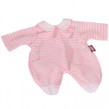 Romper Suit pink stripes size L