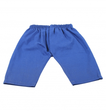 Trousers, blue size M