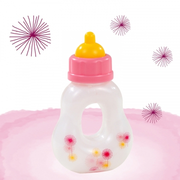 Magic baby milk bottle Happy Flowers