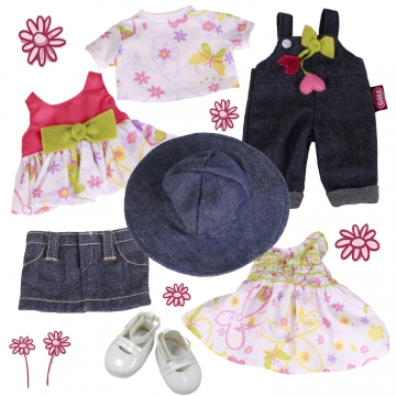 Trendy set with hat size XS