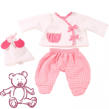 Baby combo Leo & Gingham size S