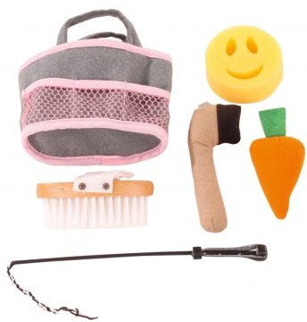 Black Beauty Horse Care Set