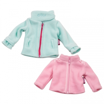 Fleece jackets candy