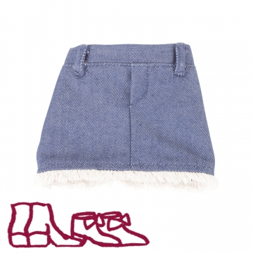 Jeans skirt Coolness size S