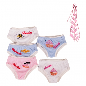 Underpants 5-days-a-week size S/XL