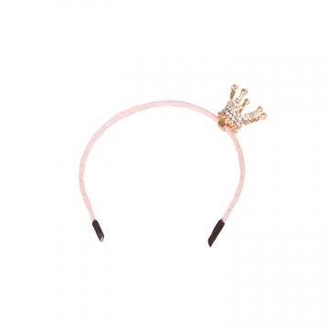 Hair circlet little crown