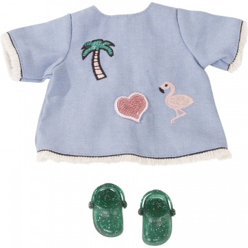 Set Jeans Beach size M