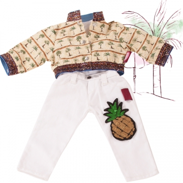 Combo Pineapple Punch size XL