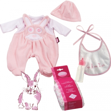 Set Baby Care size M