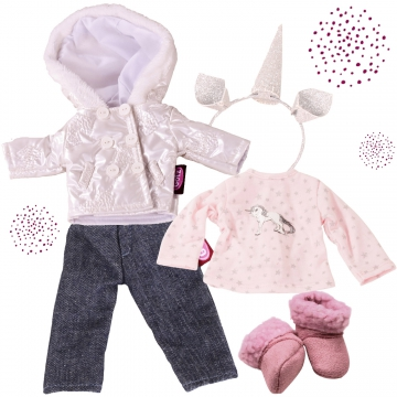 Winter combo Unicorn size XS