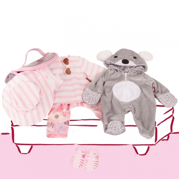 Baby set Always Chic size L