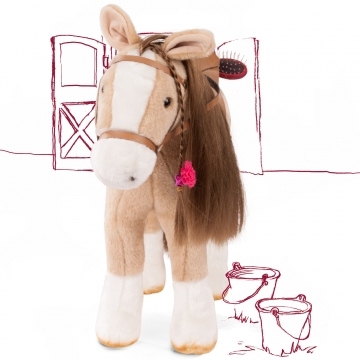 Pony to brush and style Sparky