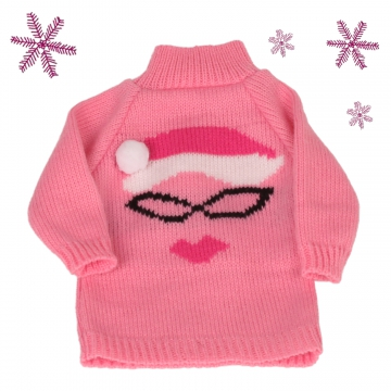 Jumper Miss Santa size M/XL