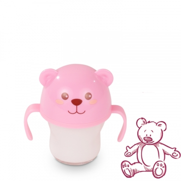 Magic milk bottle Little Bear