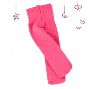Tights Hot Pink size XL