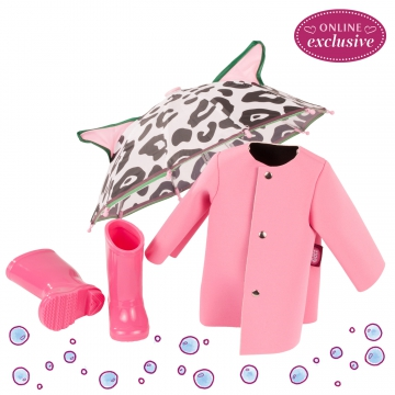 Set Pink Rain size XL