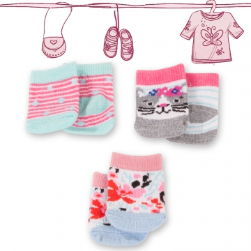 Socks set Dins and Cats size S/M/L/XL