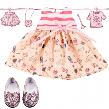 Set Wonderland size XL