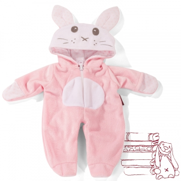 Onesie Rabbit Gr. S