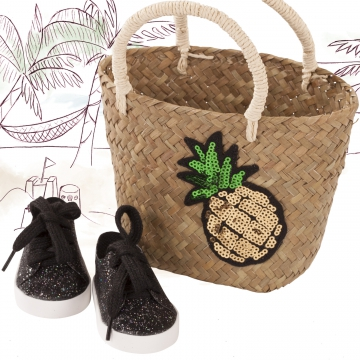 Set Pineapple Bag Fruity