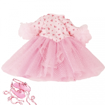 Ballet outfit Rabbit size S
