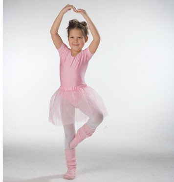 Ballet outfit with tutu