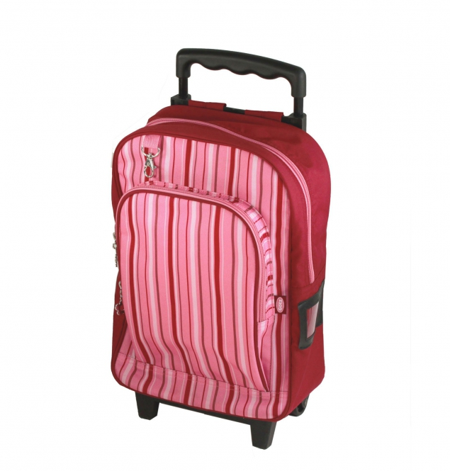 Travel case (small), stripy