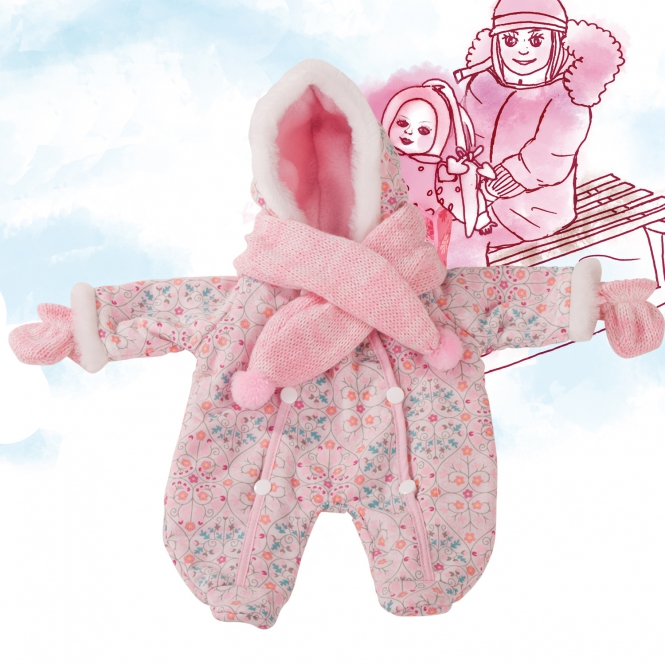 Snow suit Cuddly size M