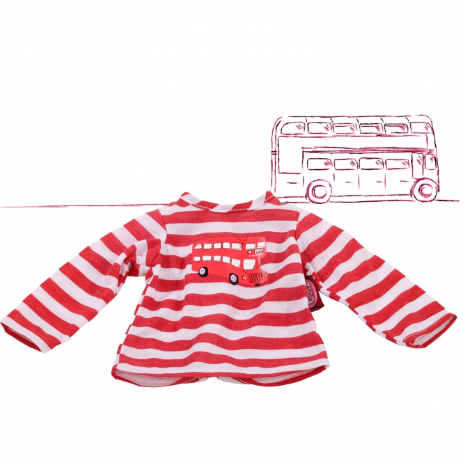 Shirt London Bus size XL
