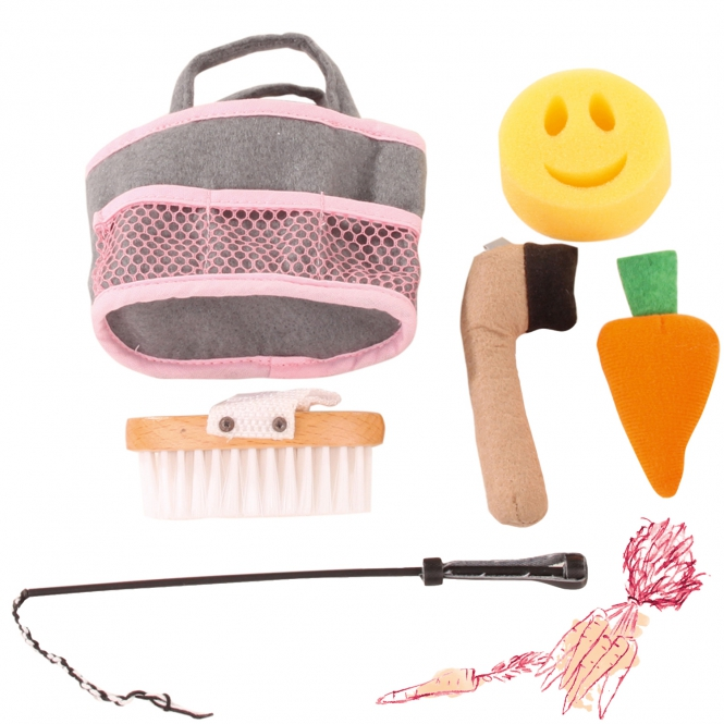 Horse Care Set Black Beauty