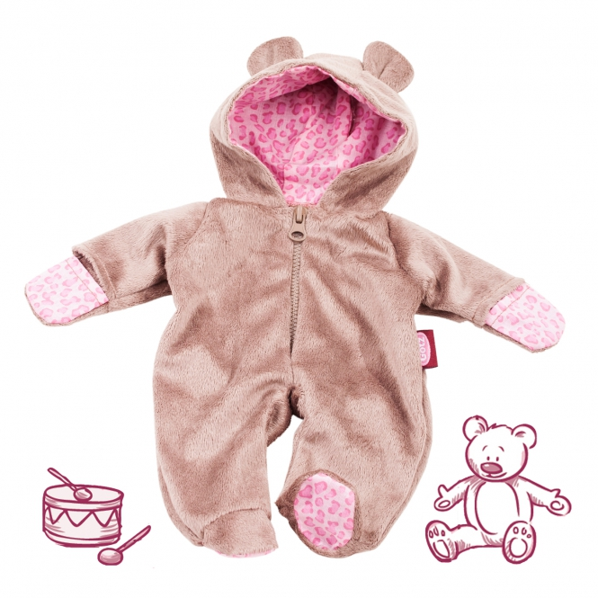 Onesie Teddy Gr. XL