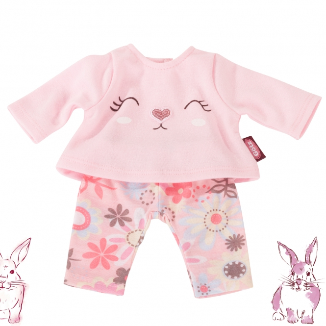Baby combo Summer Bunny size S