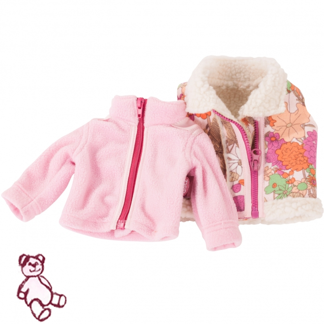 Jacket set Fleece & Faux size XL