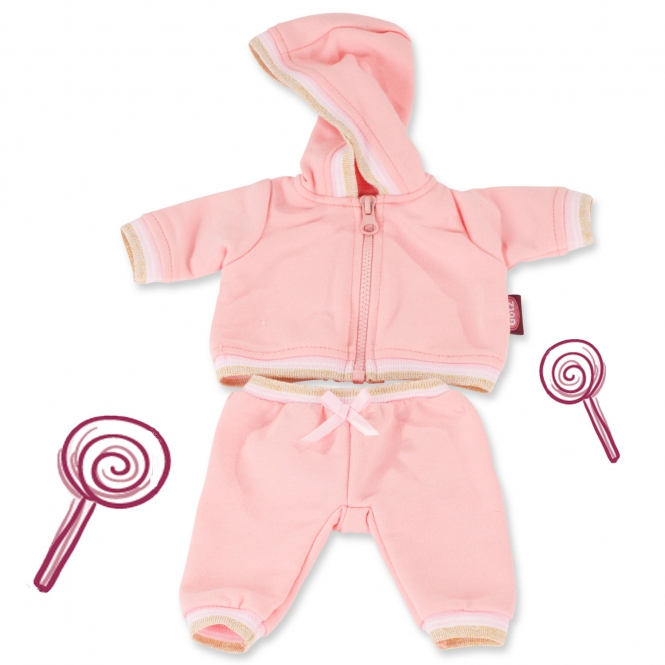 Baby combo Tracksuit Comfy In Style size S
