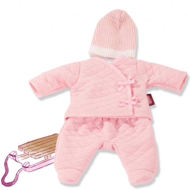 Baby suit Just Pink size M