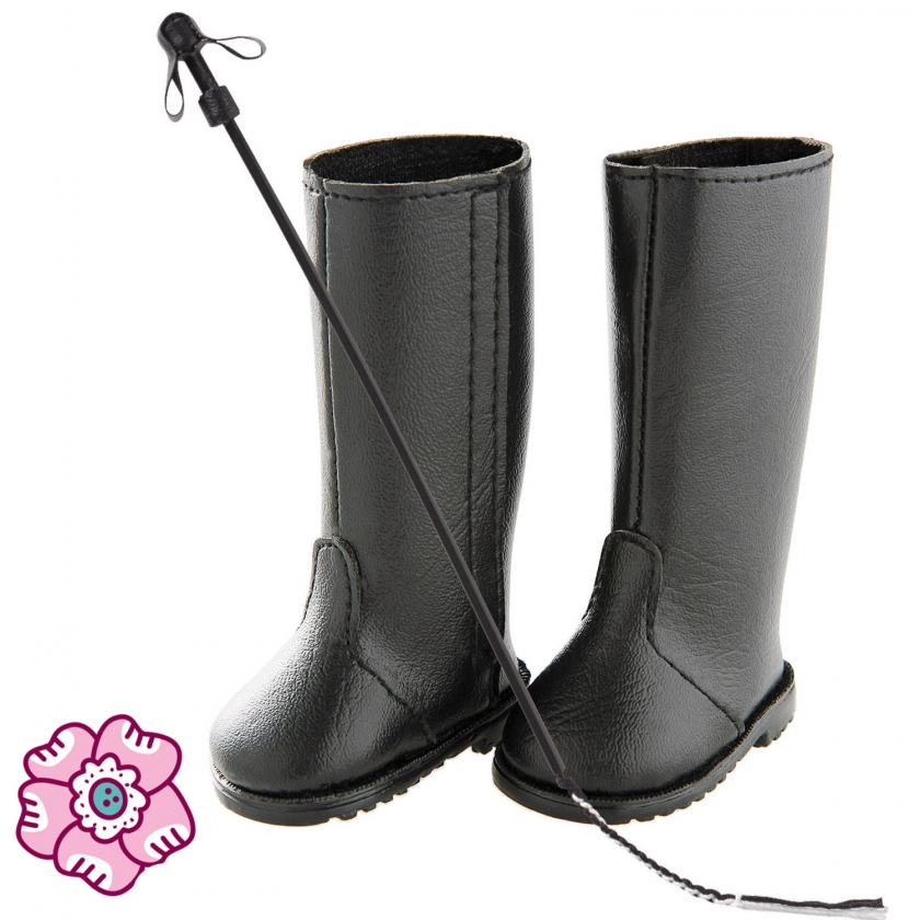 Riding boots size XS