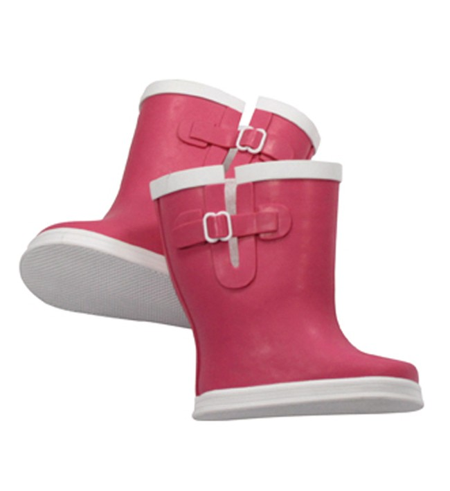 Wellies, pink