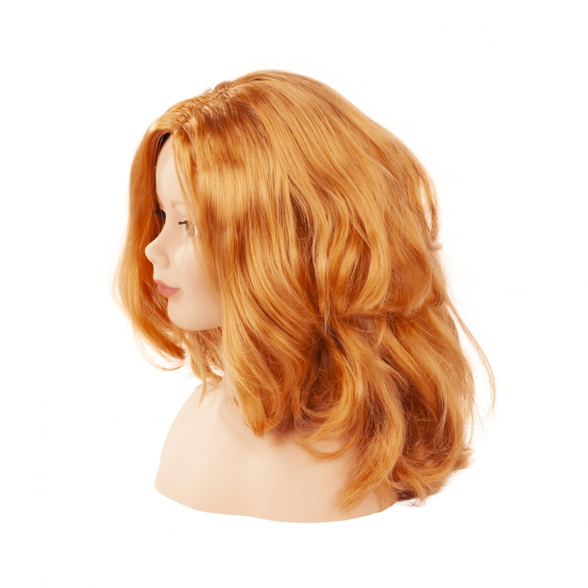 Styling head, ginger by Gotz